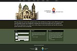 Cathedral Basilica of St. Louis - Full Website Development