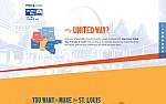 United Way - Single Page Marketing Landing Page - Responsive Dev